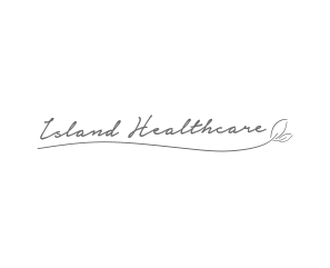 island-healthcare-logo-design