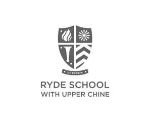 ryde-school-with-upper-chine-logo-design