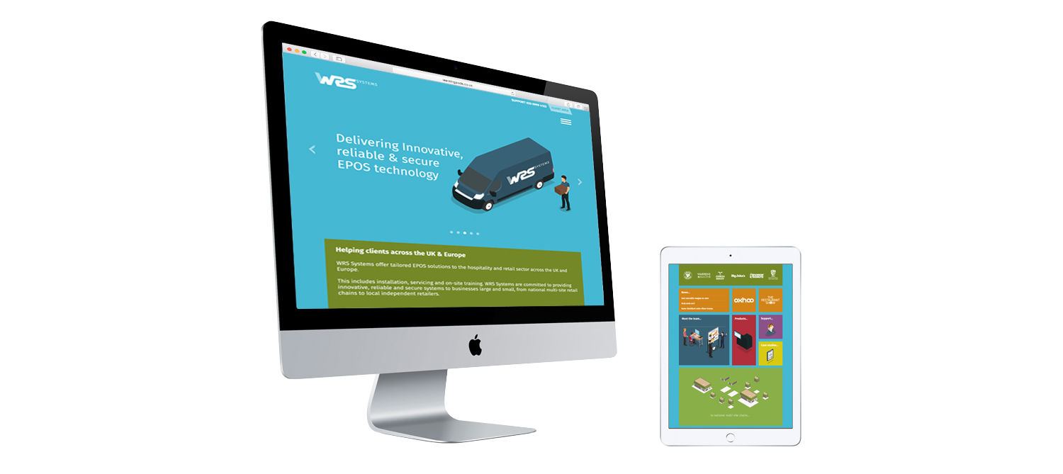 wrs-systems-website