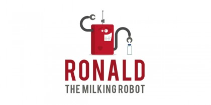 Ronald the Milking Robot