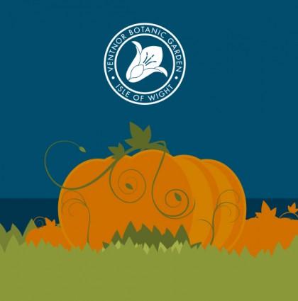 Ventnor Botanic Garden Halloween Campaign