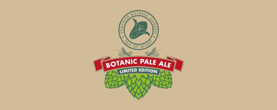 botanic-pale-ale-logo-design