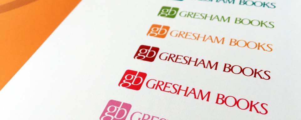 Gresham-Books-logo-design