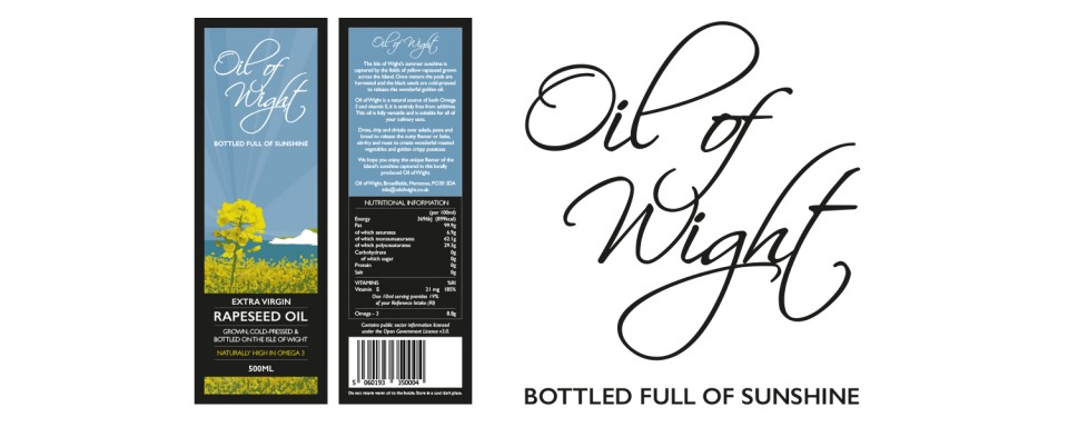 oil-of-wight-label-design