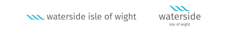 waterside-isle-of-wight-logo-design