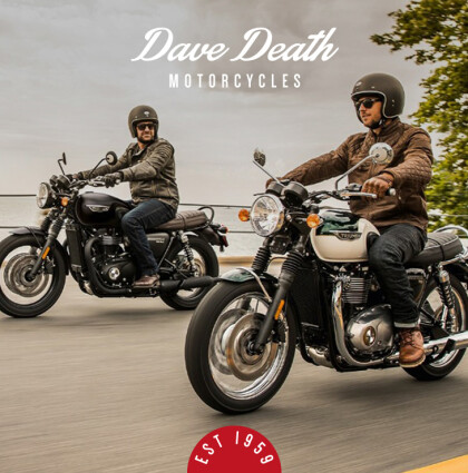 Dave Death Motorcycles
