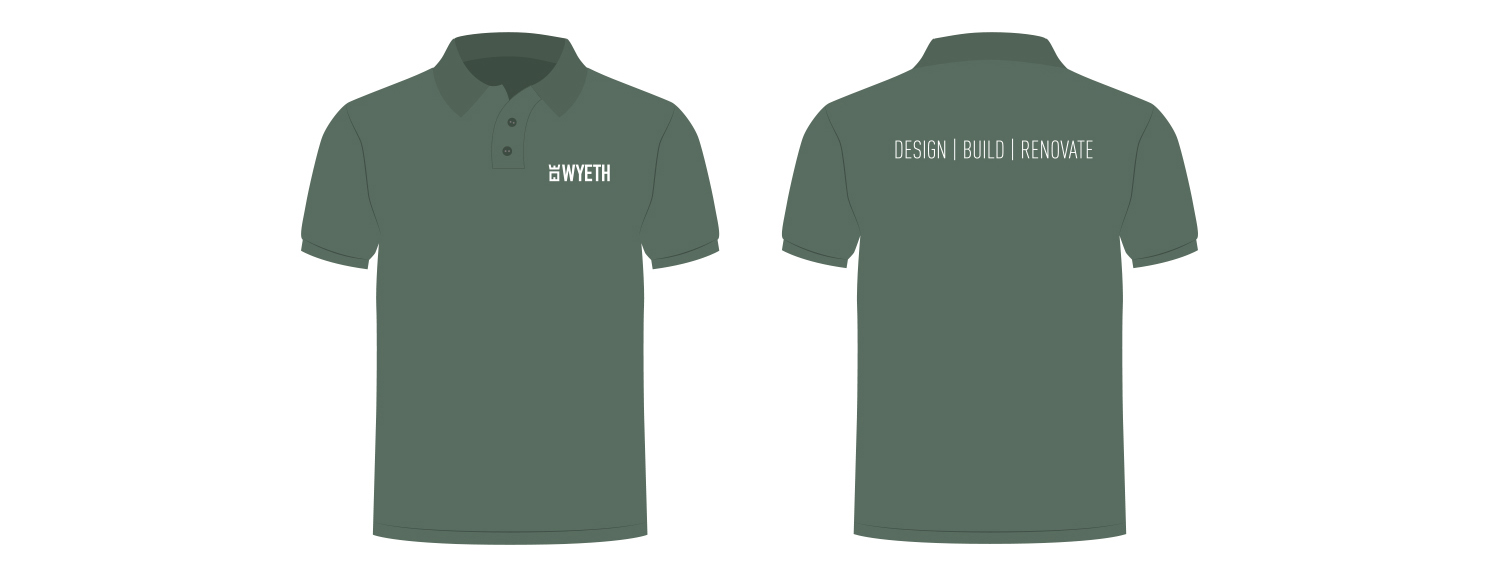 wyeth isle of wight builder uniform design